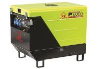 Дизельный генератор Pramac P 6000 3 фазы